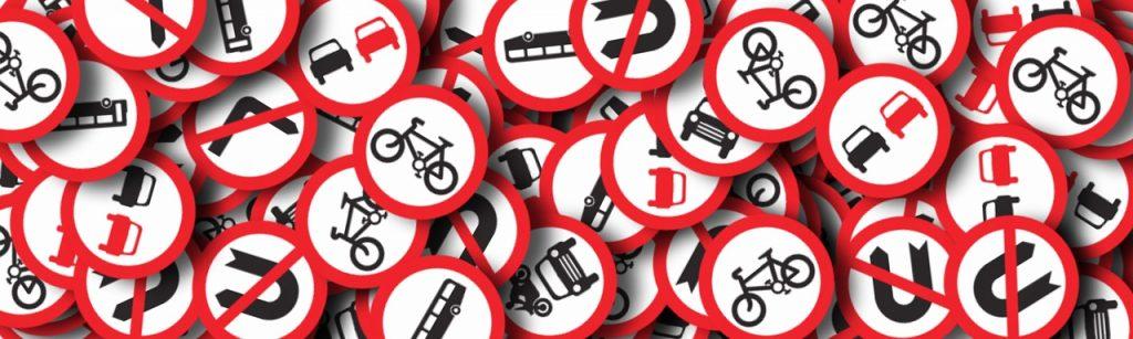 חוקים בכביש