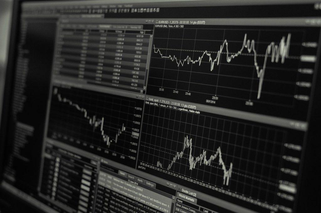 גרפים של השקעות