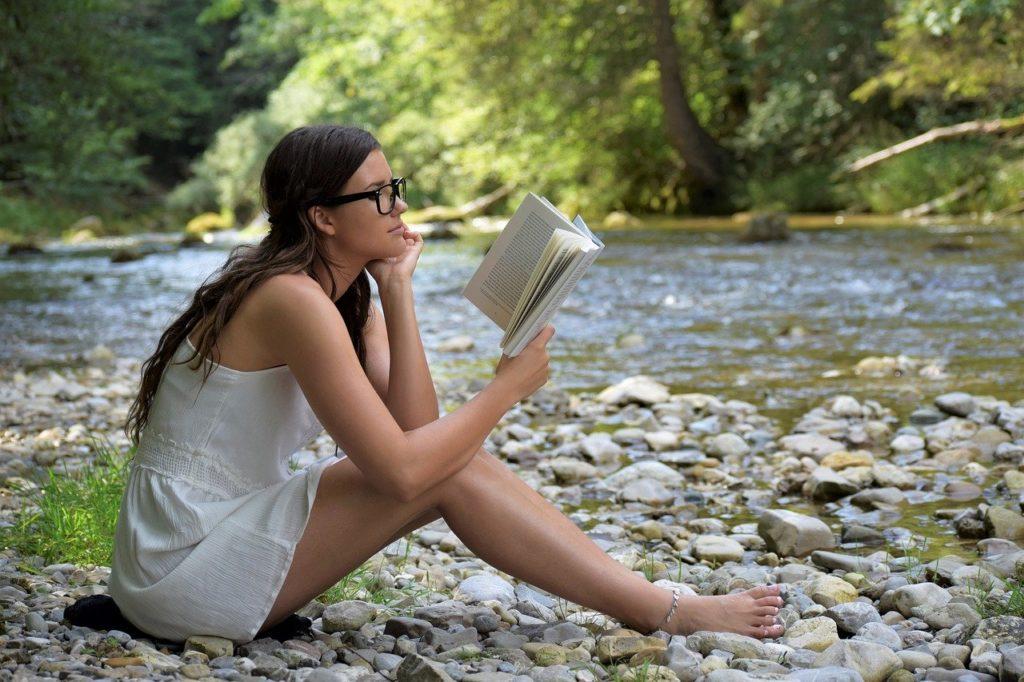 קריאת ספר בטבע