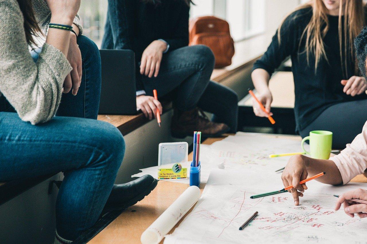 4 סביבות למידה יצירתיות - תשנו אווירה ותשתפר הלמידה