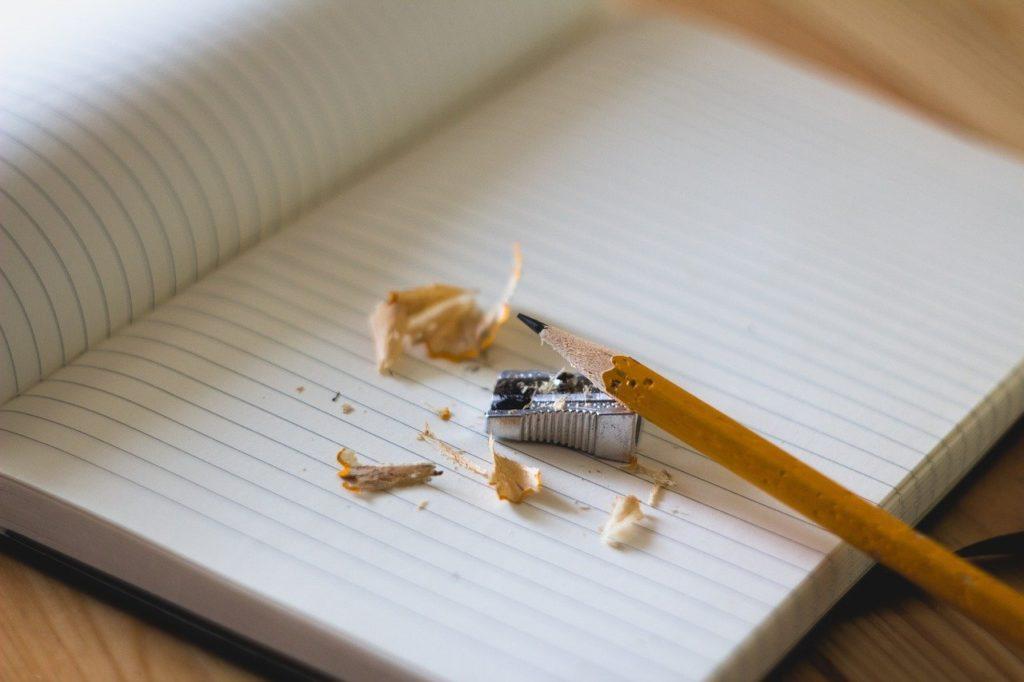 דף כתיבה