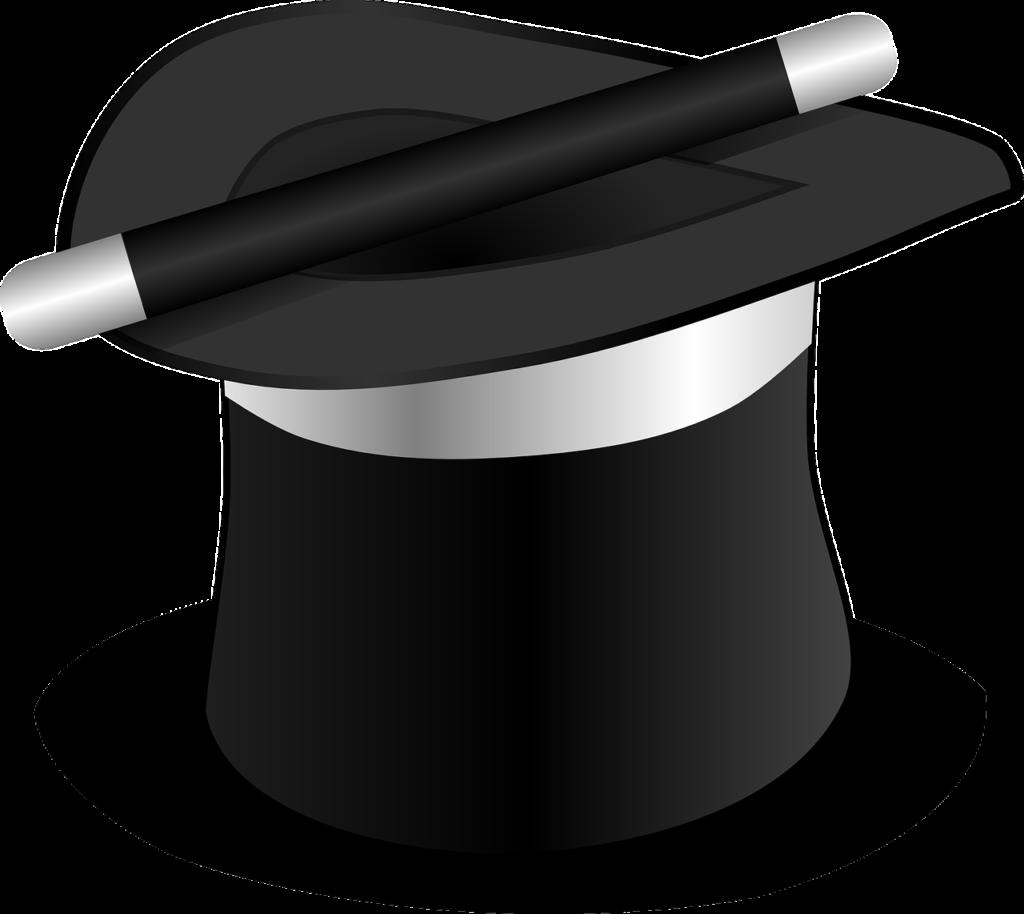 כובע ושרביט